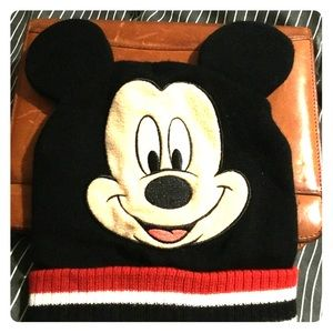 Mickey Mouse warm hat